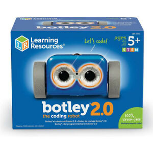 Learning Resources Botley 2.0 Coding Robot - Children's STEM Basic Coding Toy