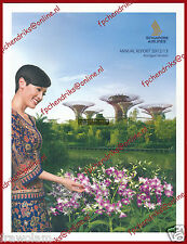 SINGAPORE AIRLINES - ANNUAL REPORT 2012-2013