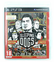 Jeu PS3 Sleeping Dogs Edition Limitée Occasion Sony Playstation 3 PAL