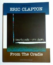 ERIC CLAPTON FROM THE CRADLE BAND SCORE JAPAN GUITAR TAB
