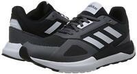 Adidas Men's Run 80S Running Shoe, Black/Grey, Size 10