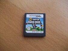 NEW SUPER MARIO BROS. NINTENDO DS V.G.C. FAST POST ( games cartridge only )