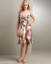 NEW $570 JUST CAVALLI BY ROBERTO CAVALLI TANK DRESS sz 46/10