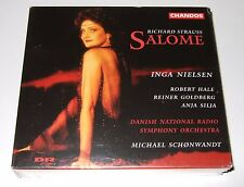 Richard Strauss: Salome (CD, 1999, 2 Discs, Chandos) Schønwandt - new