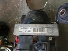 PEUGEOT 307 STEERING PUMP T5, PETROL, 12/01-04/05 01 02 03 04 05