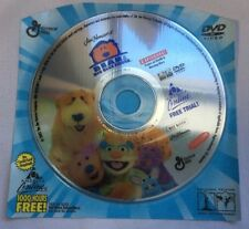 NEW Jim Henson's Bear in the Big Blue House DVD 2 Episodes Children's Kids