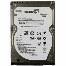 "Seagate Momentus XT 750GB 7200RPM 2.5"" SATA ST750LX003 SSHD Solid State Hybrid"