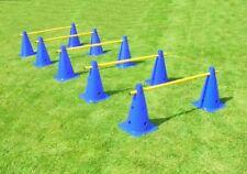 Agility Hurdle Set 15 inch- Blue