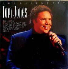 NEW SEALED - THE LEGENDARY TOM JONES - Pop Rock Soul R&B Music CD Album