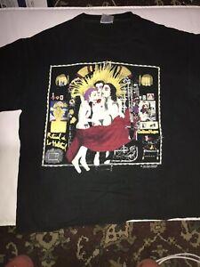 Jane's Addiction vintage concert shirt. 1990 Brockum. Ritual De Lo Habitual RARE