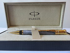PARKER DUOFOLD PEARL & GRAY 0.7 PENCIL  NEW IN BOX RARE NEW OLD STOCK