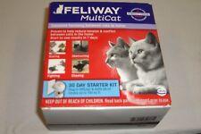 Feliway Multi-Cat 30 Day Starter Kit Plug-In Diffuser & Refill 48 ml New