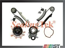 Fit 04-13 Dodge Jeep 3.7L V6 Engine Timing Chain Water Pump Kit NGC Gear Design