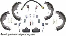1966 Ford Mustang 8 Cylinder Rear Brake Rebuild Kit (manual brake; To 4/15/66)