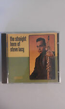LACY STEVE - THE STRAIGHT HORN OF STEVE LACY - CD
