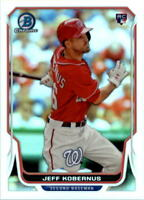 2014 Bowman Chrome Refractors Baseball Card Pick
