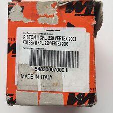 KTM PISTON II 250 2003