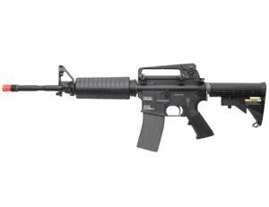 KWA Full Metal LM4 PTR M4 Carbine Gas Blowback Rifle GBB Airsoft Gun 103-00201