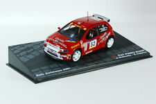 Fiat Punto S1600, No.52, Rallye Catalunya 2001, model cars 1/43