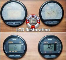 Yamaha Multi-function Digital Gauge Restoration Service