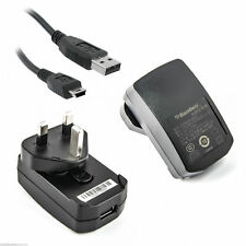 Genuine Blackberry Mini-USB Mains Charger for 6500 7100 7130 8700 8800 8800 9000