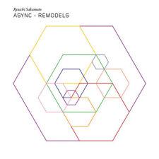 RYUICHI SAKAMOTO Async Remodels (2018) 11-track CD album digipak NEW/SEALED