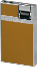 PORSCHE Design Feuerzeug Modell P3632 Braun mit Flat-Flamme Luxus pur NEU OVP