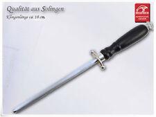 Fusil à Aiguiser 30cm Avec œillet. Marsvogel Solingen