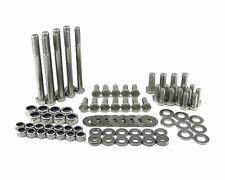 Hex A2 Stainless Steel Bolt Kit for Land Rover Defender 90 Chassis