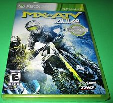 MX vs. ATV Alive Xbox 360 Factory Sealed! Free Shipping!