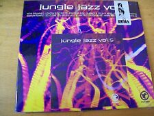 JUNGLE JAZZ VOL 5  CD DIGIPACK SIGILLATO IRMA 4 HERO DJ KRUSH