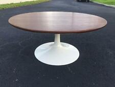 SAARINEN EAMES KNOLL ERA TULIP BASE ATOMIC AGE COFFEE TABLE