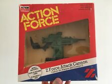 Palitoy Action Force Z Force Attack Cannon UNUSED MISB SEALED Gi Joe