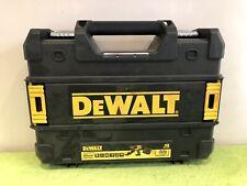 DEWALT 18v CORDLESS BRUSHLESS XR COMBI DRILL DCD778  DCD776 T-STAK CASE ONLY
