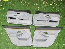 1997-2003 BMW 525 530 540 E39 Door Panels Set Front Rear Left Right Gray Grey