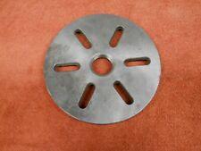 South Bend 9 10k Lathe 7 38 Diameter Face Plate 1 12x8tpi Nice Original