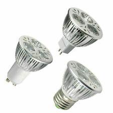 Mr16 gu10 e27 9w LED lámpara 9 vatios Power lámpara Home luz blanca Super Bright