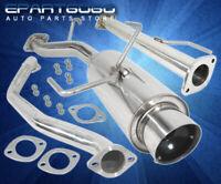 "For 02-06 Nissan Sentra SE-R Spec V 4"" N1 Muffler Tip Catback Exhaust System"