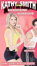 Kathy Smith - Kickboxing Workout (VHS, 1999)