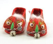 Chinese Foo Dog Baby Boy Girl Infant Shoes Handmade sewn NEW Random Color Pick