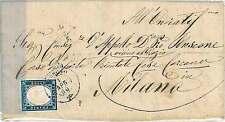 SARDEGNA -   BUSTA : ARGEGNO 1860