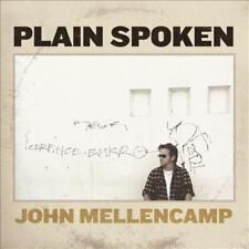 JOHN MELLENCAMP-JOHN MELLENCAMP:PLAIN SPOKEN NEW VINYL RECORD