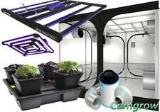 Hydroponic Grow Room Kits - DR Tent, Lumatek LED, Wilma System & RVK Extraction