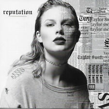 CD Taylor Swift - Reputation (2017)  *no boost code no poster FREE Fast Shipping