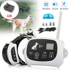 Wireless Electric Remote Dog Fence Pet Containment System Shock Collars One Dog