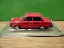 Modelcar 1:43    *** IXO IST ***  ZAZ 968 M