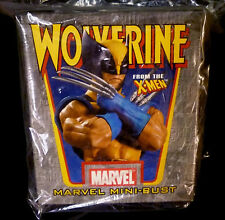 Wolverine X-Men Classic Bust Statue Factory Sealed Bowen Marvel Comics New
