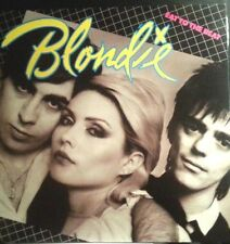BLONDIE LP EAT TO THE BEAT 1979 GATEFOLD COVER IN MINT CONDITION