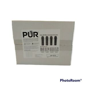 4 Pack PUR Certified Replacement Pitcher Filters CRF-950Z Water Purification New