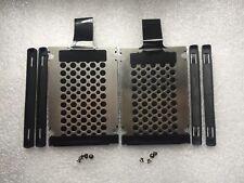 2X IBM Thinkpad Lenovo X230 T430 T420S T430S 7mm HDD Caddy + Rail + Screws